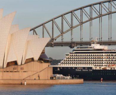 cruise rond australie beleefvakantie