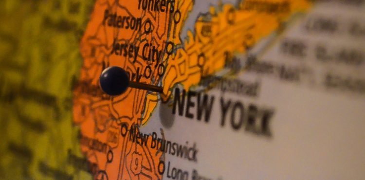 beleefrondreis new york