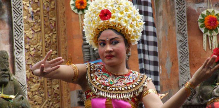 ethnische bevolking Bali
