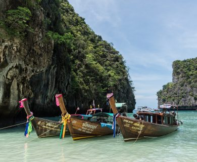 beleefvakantie thailand strand