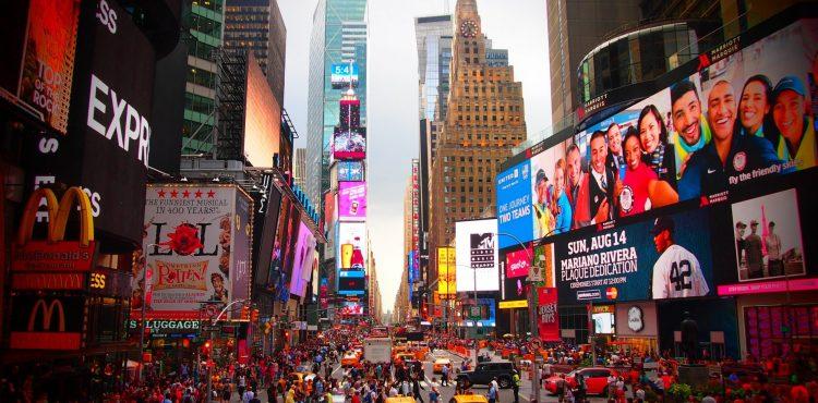 foto begeleide reis new york