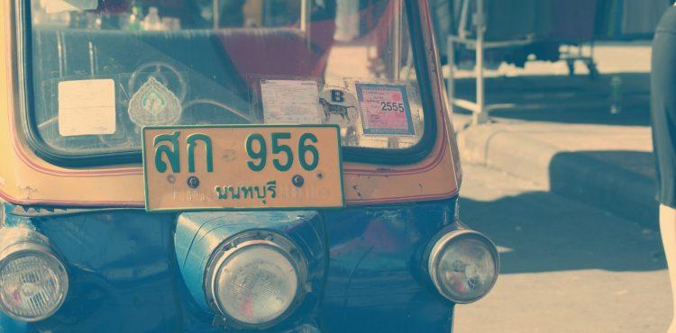 beleefvakantie thailand