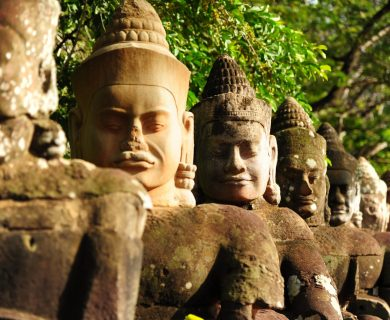 beleefvakantie cambodja
