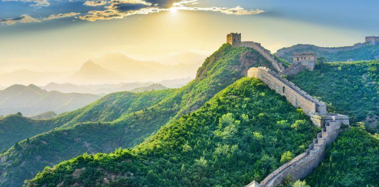 beleefvakantie chinese muur