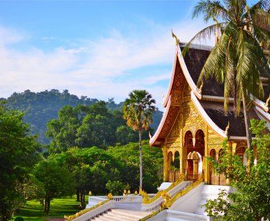 beleefvakantie in laos