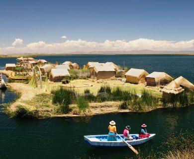 beleefvakantie in Peru