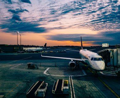 beleefvakantie vliegtuigreizen