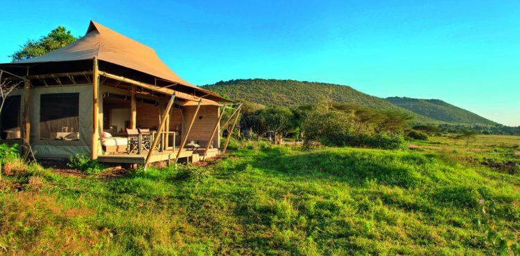 kenia tentenkamp safari beleefvakantie