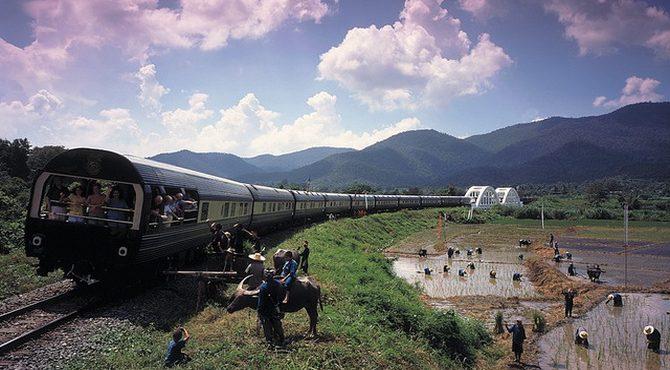 foto treinreis beleefvakantie