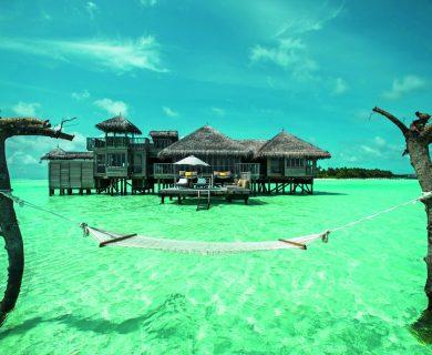Gili Lankanfushi Malediven beleefvakantie