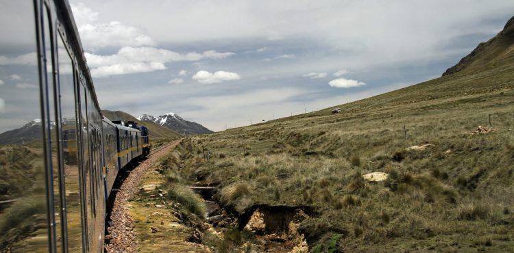 treinreis beleefvakantie